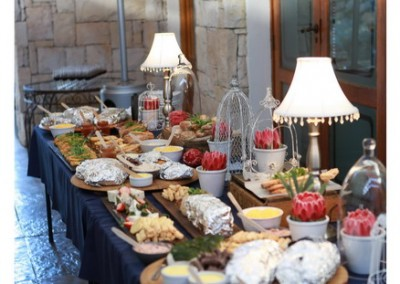 Catering Ideas Het Vlock Casteel (1)