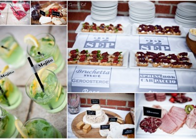 Catering Ideas Het Vlock Casteel (34)