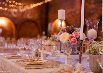 Baie mooi tafel foto