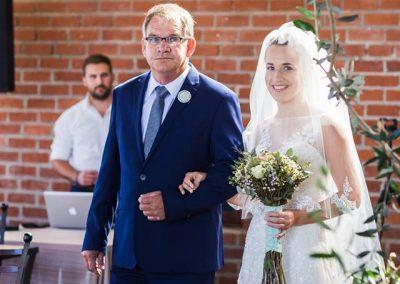 bruid en pa 2